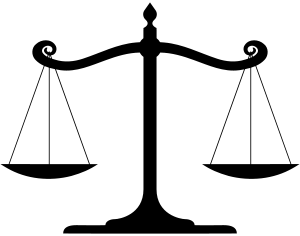 300px-Balanced_scale_of_Justice_svg_3